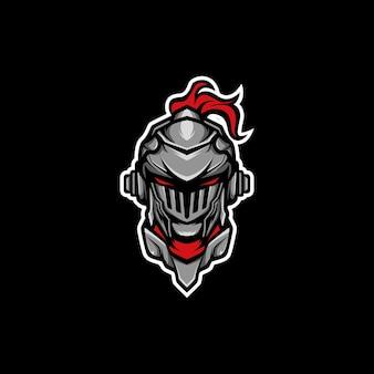 Ridder mascot