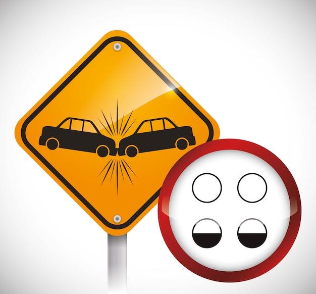 Rijd voorzichtig