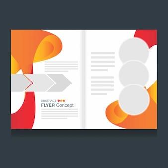 Rio 2016 paralympics flyer template