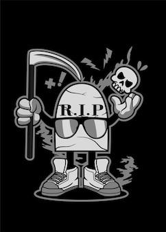 Rip cartoon