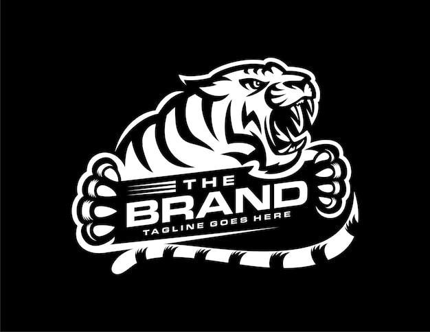 Roar tiger
