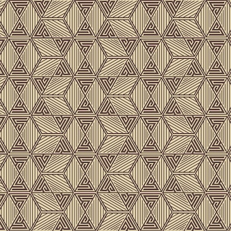 Roaring 1920s stijl patroon