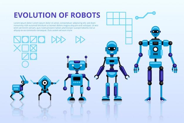 Robot evolutie