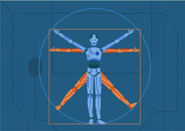 Robot figuur