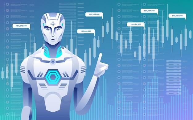 Robot forex-verhandelingen.