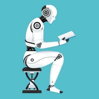 Robot machine leren