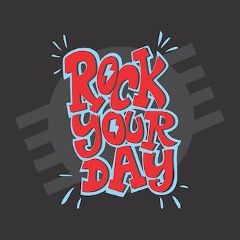 Rock je dag