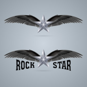 Rock star-logo