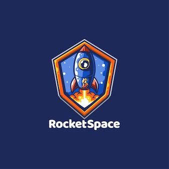 Rocketspace lancering wetenschap ruimte galaxy verkenning kosmos