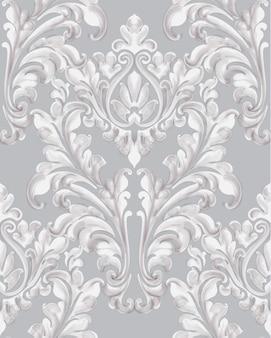 Rococo textuurpatroon