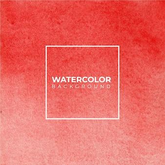 Rode abstract aquarel achtergrond voor texturen achtergrond