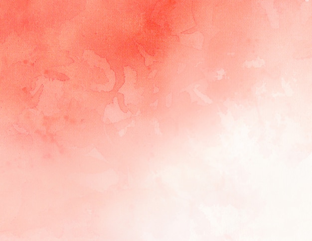 Rode aquarel abstracte achtergrond
