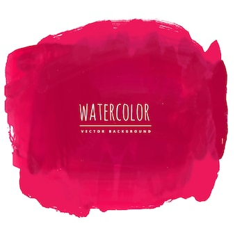 Rode aquarel vlekachtergrond