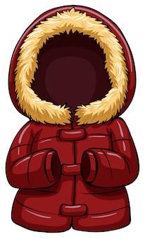 Rode bodywarmer