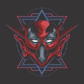 Rode demon