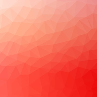 Rode driehoek patroon achtergrond