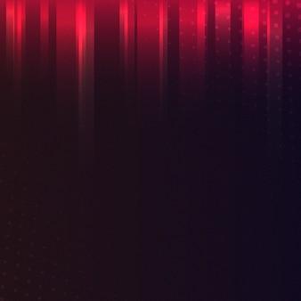 Rode en zwarte gevormde achtergrondvector