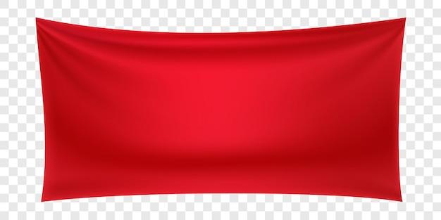 Rode gordijnachtergrond. ontwerp van een groots openingsevenement.