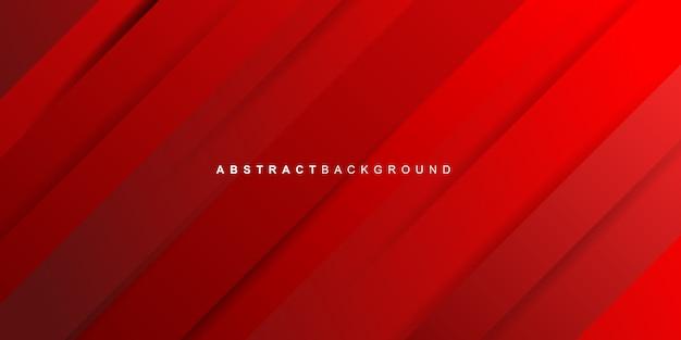 Rode gradiënt strepen achtergrond
