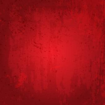 Rode grunge achtergrond