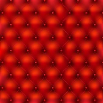 Rode lederen textuur