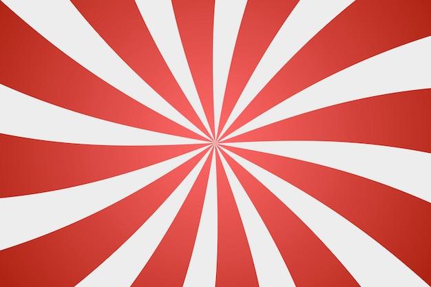 Rode zonneschijn kleurrijke achtergrond.