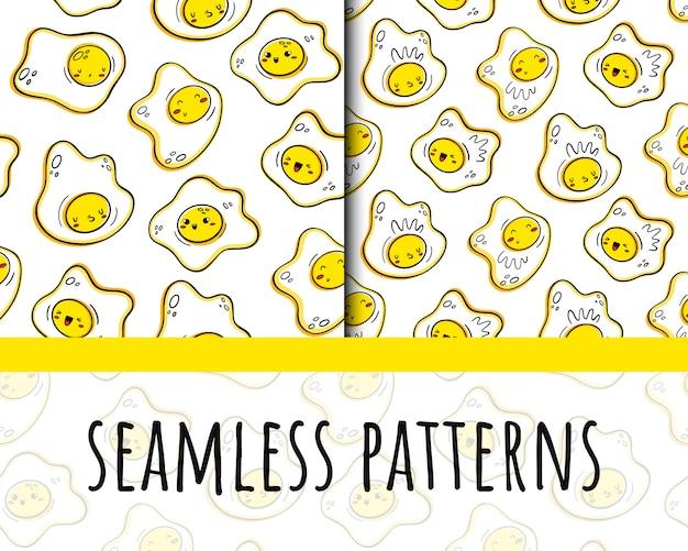 Roerei patroon
