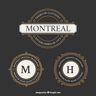 Rond montreal logo