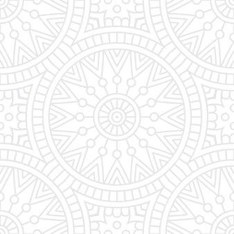 Ronde frame eenvoudige sjabloon achtergrond