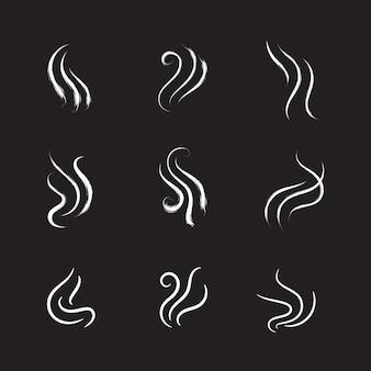 Rook vector pictogram ontwerp illustratie sjabloon