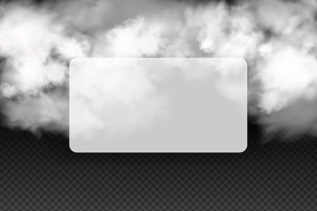 Rooksmog of mist