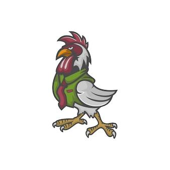 Rooster studentlogo