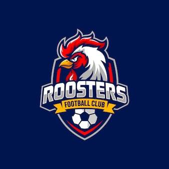 Roosters football club-logo