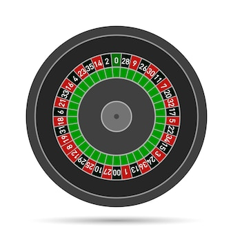 Roulette icoon