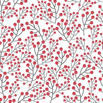 Rowan naadloos patroon