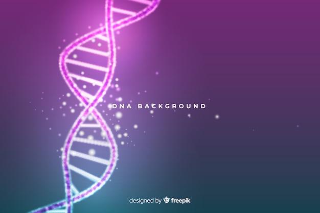 Roze abstracte dna-structuurachtergrond