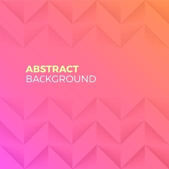 Roze abstracte vorm en getextureerde achtergrond