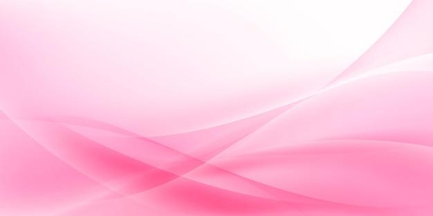 Roze achtergrond met luxe abstract