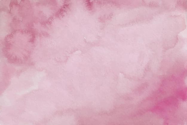 Roze aquarel achtergrondstructuur