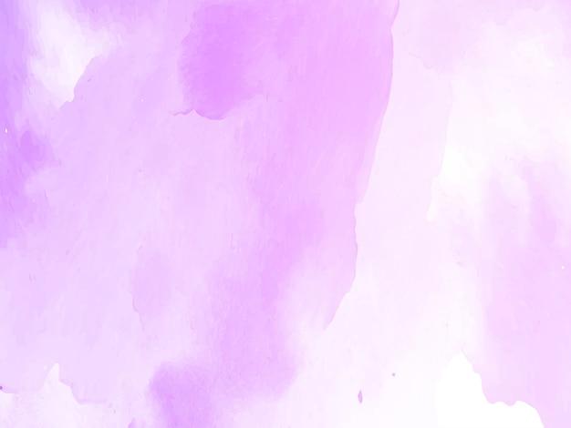 Roze aquarel textuur ontwerp achtergrond