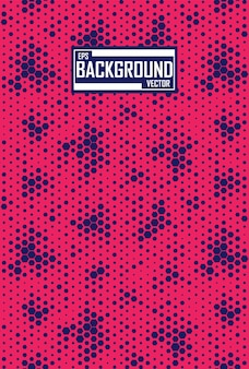 Roze camouflage achtergrond
