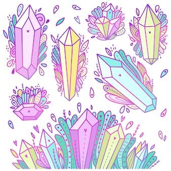 Roze diamanten