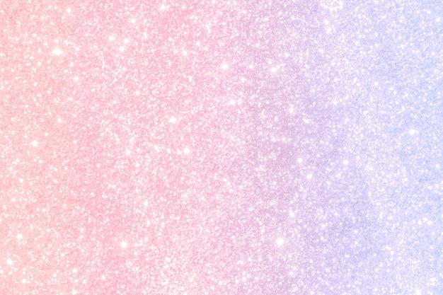 Roze en blauw pastel glanzend dromerig patroonbehang