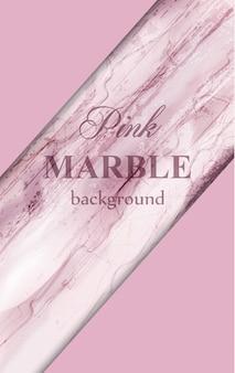 Roze marmeren achtergrond