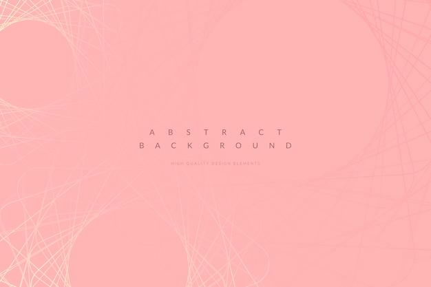 Roze minimale achtergrond