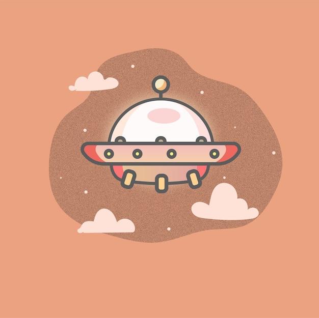 Roze ufo