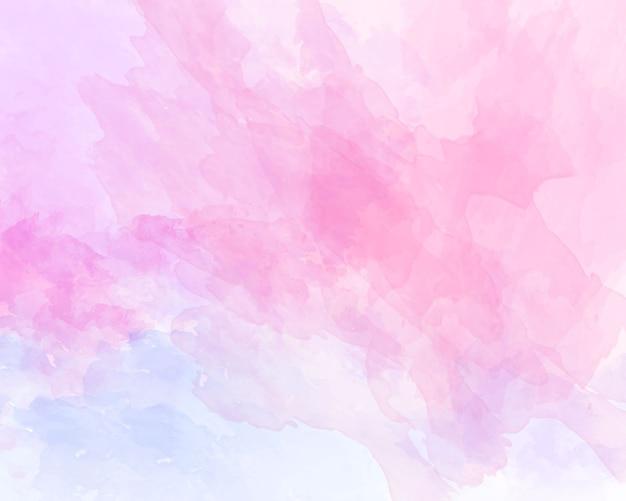 Roze zachte aquarel abstracte textuur.