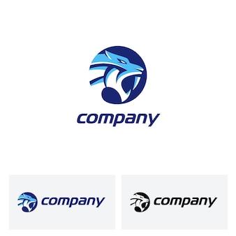 Sabertooth tiger-logo