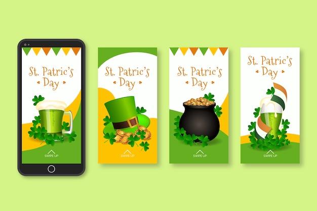 Saint patricks'day stories collection