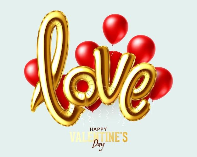 Saint valentine's day vakantie ontwerp